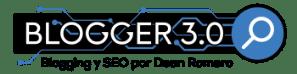 Logotipo de Blogger 3.0